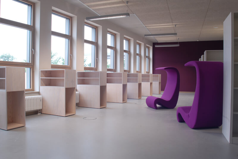 Emejing Möbel Für Schulen Contemporary - Best Einrichtungs ...